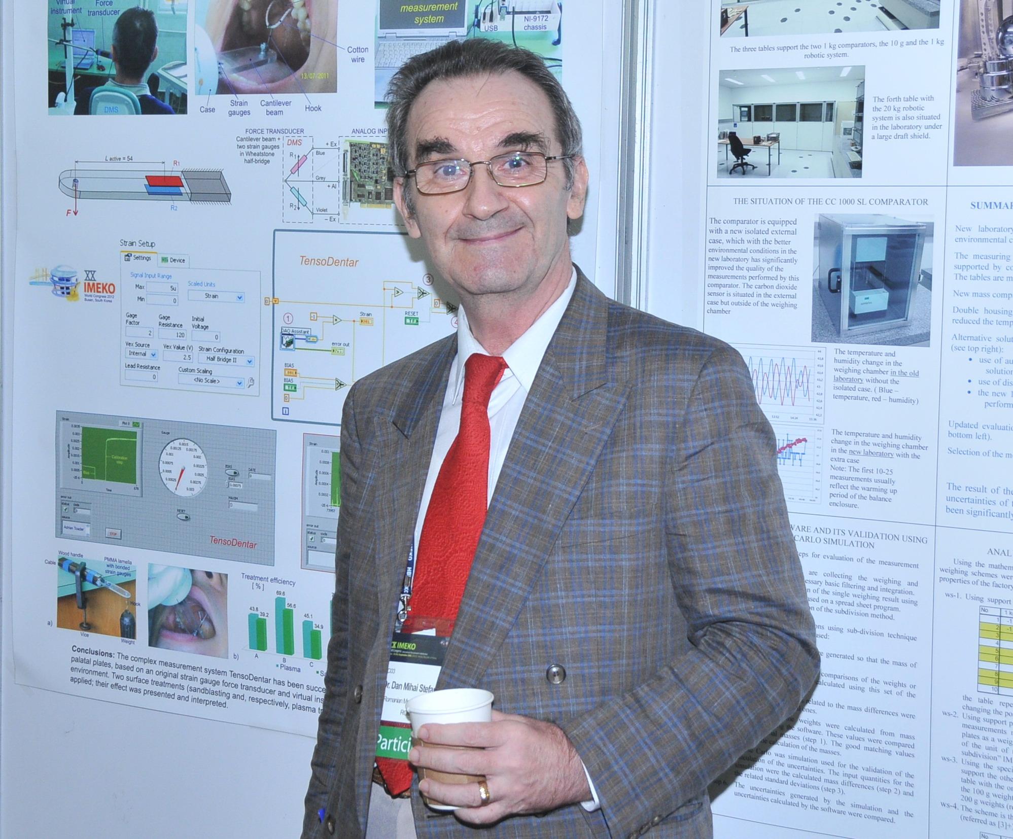 Dr. Ing. Dan Mihai Stefanescu
