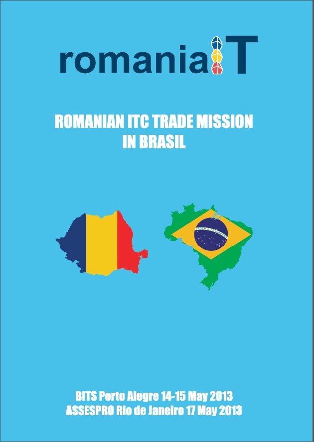 Catalogul Misiunii Economice Brazilia 2013 - ARIES