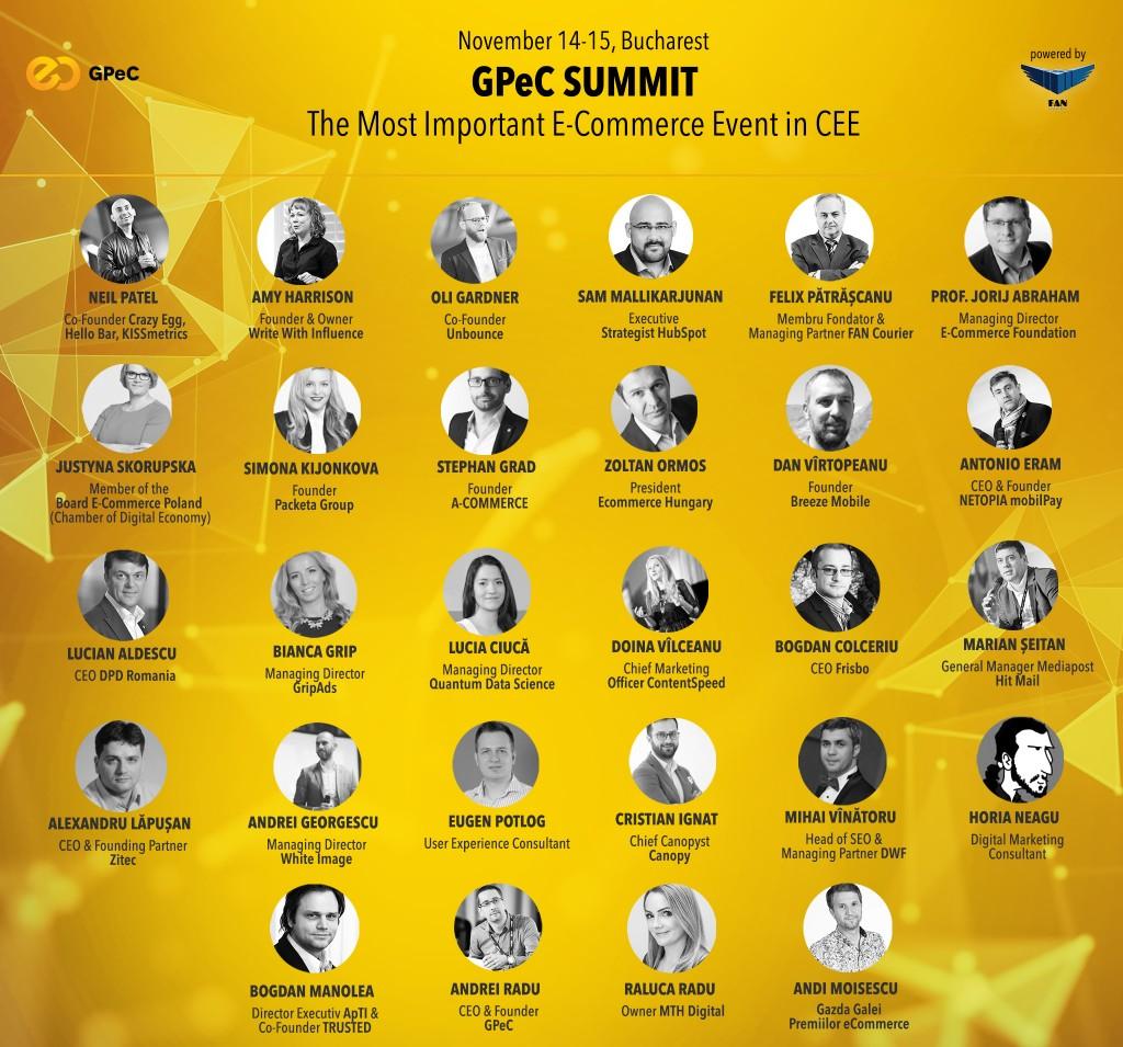 GPeC SUMMIT pe 14-15 noiembrie, Bucuresti